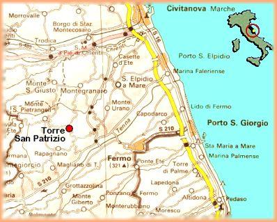 Cartina Stradale Civitanova Marche.Geaware Di Ciucci Tonino Dove Siamo